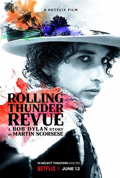 Dylan's Rolling Thunder Revue was rock and roll circus life at the edge of an era